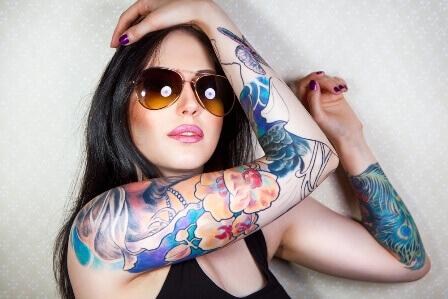 Pink-Tattoo-Studio-Tattoo Kosten