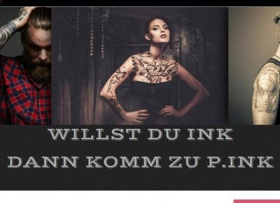 P.ink Tattoo im Web