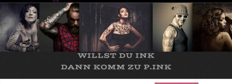 Pink Tattoostudio Coburg - Banner