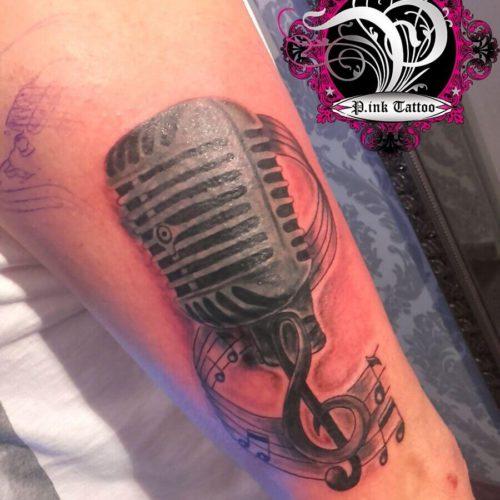 Cover Up Mikrofon