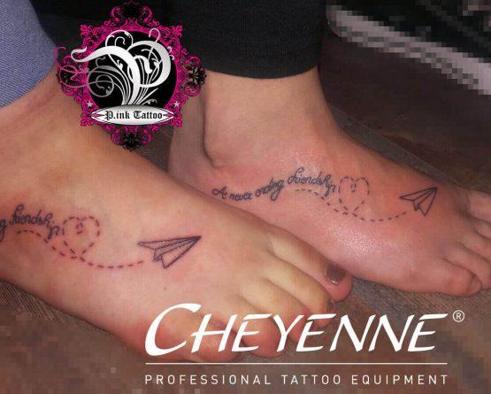 Freundschafts Tattoo