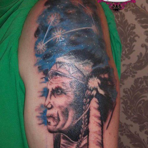 Sternzeichen Indianer