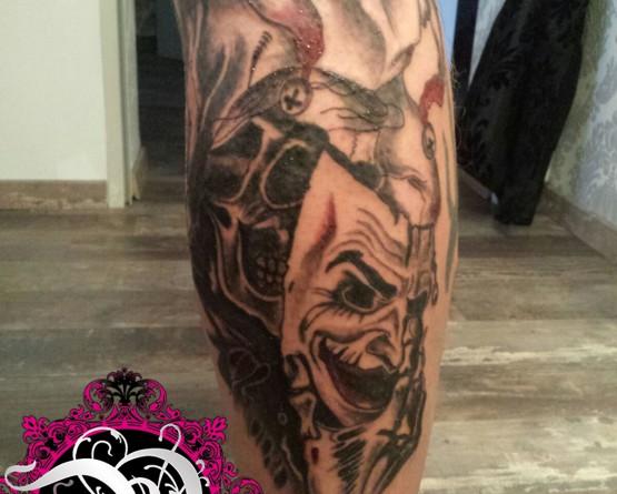 Vendetta Jokermaske