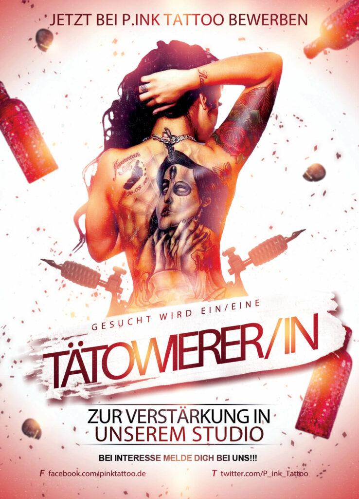 Tattoo Artist gesucht